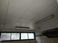 Faux plafond 60x60 hygiène lavable