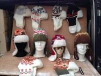 Lot de 650 bonnet Solbi, style nordique