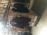 Lot de palettes de marchandises HABILLEMENT