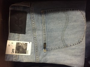 DESTOCKAGE JEANS HOMME LEE