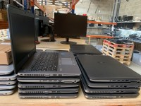 Lot PC Portable HP EliteBook 840 G2 intel Core i5 / 4Go RAM / 250Go HDD