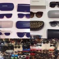 Lot de lunettes de marque
