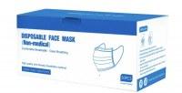 Masques de protection - Normes CE - CHIRURGICAUX- 1,50€ la boite de 50!!!!!