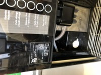Vente machine cafe premiere main WMF1200 avec frigo lait