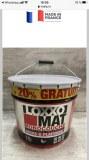 PEINTURE LOXXO MAT ACRYLIQUE MONOCOUCHE INTERIEUR MUR ET PLAFONDS 12 LITRES HAUTE...