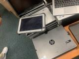 Lot de laptop hybrides