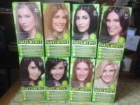Teintures naturelles pour cheveux Naturtint