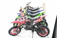 Dirt Bike Delta 49cc enfant 2 temps