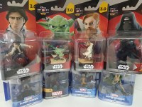 Palette Destockage Lot Figurines Disney Infinity