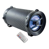 Enceinte bluetooth lumineuse HP40 avec telecommande