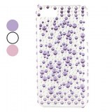 Pearl and Diamond Surface Hard Case for iPhone 5