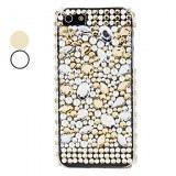 Perle et Diamant Case Surface rigide pour iPhone 5