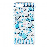 Perle et Diamant Case Surface rigide pour iPhone 5