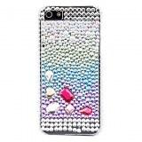 Case diamant de surface dure pour l'iPhone 5