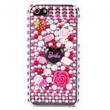 Fraise diamant coeur et arr��t de surfaces dures pour iPhone 5