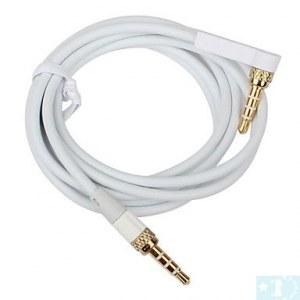 3.5mm à 3.5mm audio stéréo aux cables pour iPhone, iPad et iPod