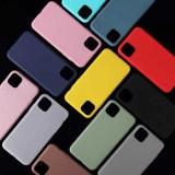 Coque mat iPhone Grossiste accessoires telephone mobiles