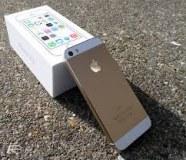 Iphone 5 s 32g argenté