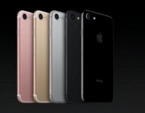 LOT iPhone 7/32 GB DEBLOQUE