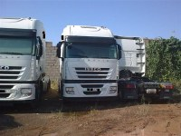 Tracteurs iveco stralis 500