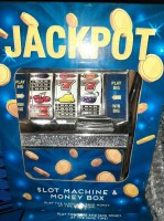 Jeu Slot machine Jackpot Casino Money Box Cagnotte