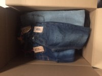 DESTOCKAGE JEANS ENFANT OVS