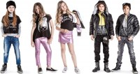 LIQUIDATION LOT VETEMENT KIDS FILLE GARCON JOHN GALLIANO