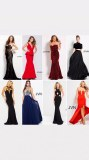 LOT ROBES DE SOIREE ET ROBES COCKTAILS JOVANI FAUST BCBGMAXAZRIA