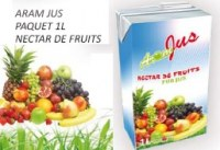 Jus ARAM + frais