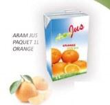 Jus d'orange frais 100%