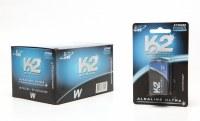 Piles 9V marque K2