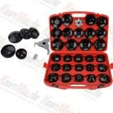 KRAFTMULLER Coffret de cloches pour filtre à huile, 30 pcs