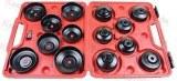 KRAFTMULLER,clé de filtre à huile 15 piece