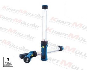 KRAFTMULLER,Lampe de travail LED XXL recharajable