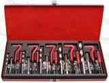 KRAFTMULLER,Kit de réparation de filetage 131 pieces