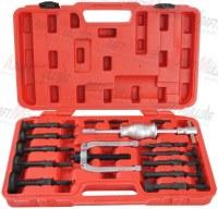 KRAFTMULLER,kit de 5 extracteurs de roulement intérieur 8-58 mm