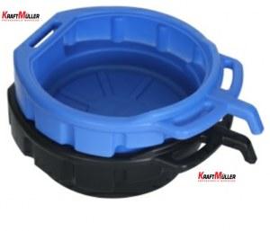 Bac de récupération d'huile de vidange - 15 litres kraftmuller