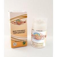 La Crème d'escargot Carabacol cosmétique BIO