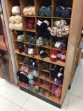 Gros lot de pelotes de laine