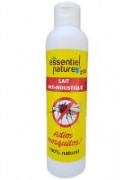 Lait anti-moustique 100% naturel 200ml