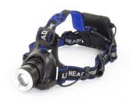 Lampe Torche Frontale LED T6 CREE Orion Esperanza