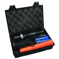 Lampe torche rechargeable a led