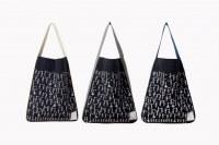 Beaux sac cabas en coton anse très resistante