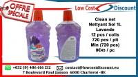 Clean net Nettyant Sol 1L 3refs ( Muguet, lavande, citron )