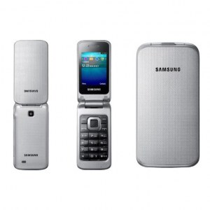Samsung c3520 phone with box blister
