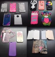 Lot Coques/Étuis iPhone 6/6s