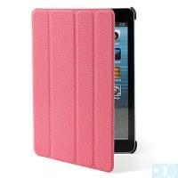Pliage étui en cuir PU avec support pour iPad mini