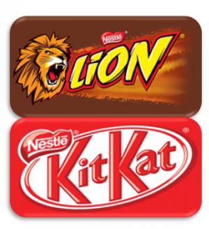 Lion & KitKat