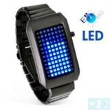 L'avenir montre led bleu