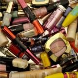 Lot liquidation maquillage mix de marque nus - 500 pièces